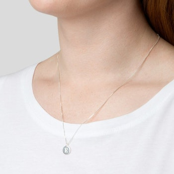 Beloved Medium Box Chain Silver Syster P