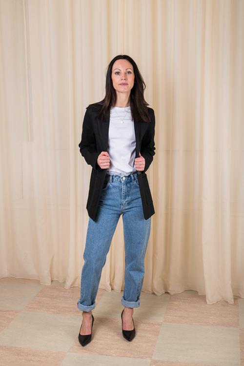 Norma Denim Jeans Just Female