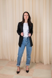 Norma Denim Jeans Just Female