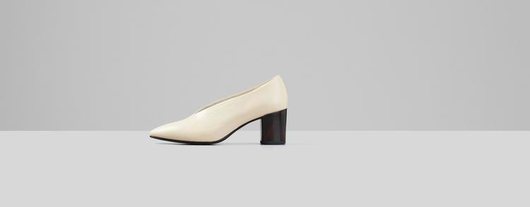 Eve Leather Pumps Vagabond