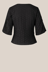 Milly SS Blouse Second Female