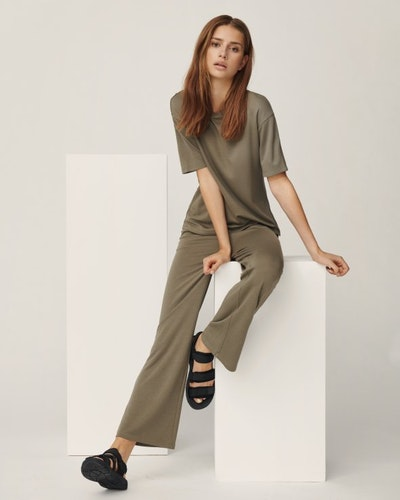 Samine Modal Straight Pants