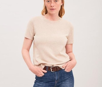 Sienna Knit Tee Newhouse