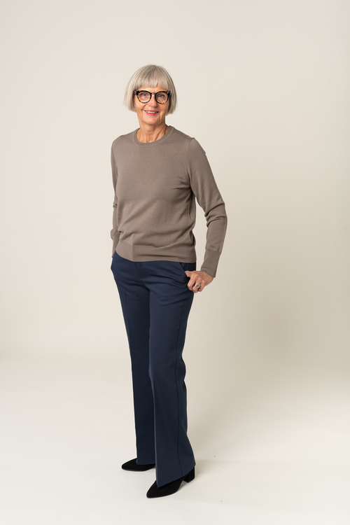 Merino R-neck Sweater Filippa K