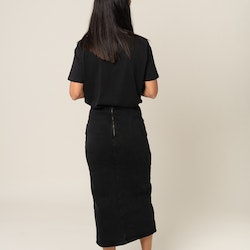 Ebna Rikka Denim Skirt MSCH