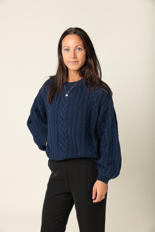 Elois Knitted Sweater Gestuz