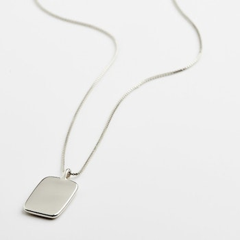 Intuition Silver Necklace Pilgrim