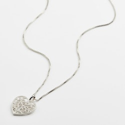 Felice Silver Necklace
