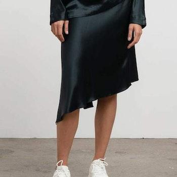 Dina Skirt Deep Forest Ahlvar Gallery