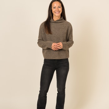 Mika Yak Funnelneck Sweater Filippa K