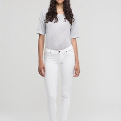 Kissy white Dr. Denim