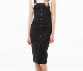 Nico Pinafore Dress