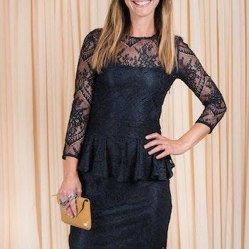 Larkin Lace Dress GANNI