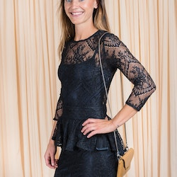 Larkin Lace Dress GANNI
