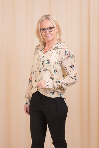 Marietta Georgetta Shirt Ganni