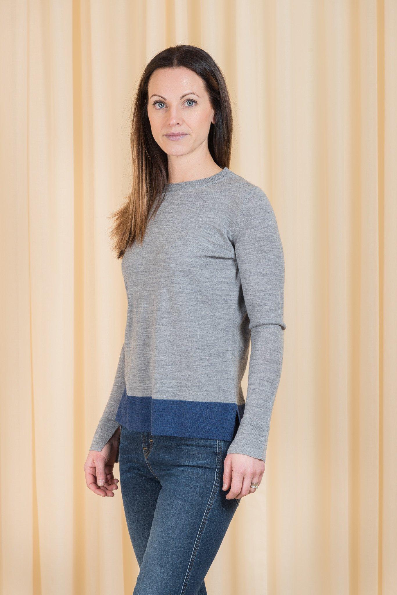 Emma shirt Graumann Design