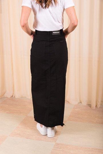 Venla Skirt Dr Denim