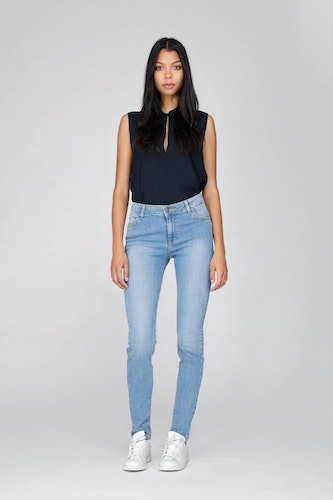 Regina Organic Light Blue Dr Denim