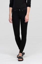 Domino Black Dr Denim