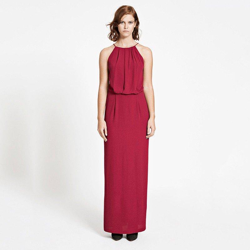 Willow Long Dress Samsoe Samsoe