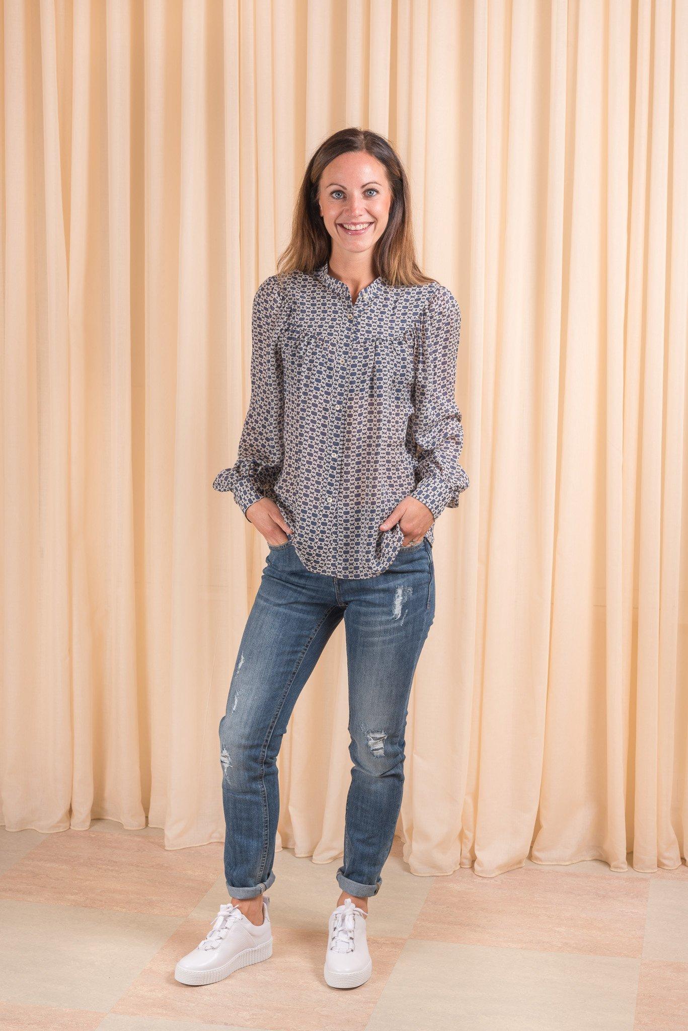 Viola Shirt Graumann