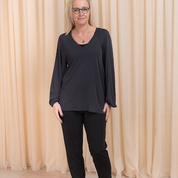 V-neck Blouse Evening Filippa K