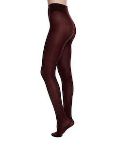 Olivia Premium Bordeaux Swedish Stockings