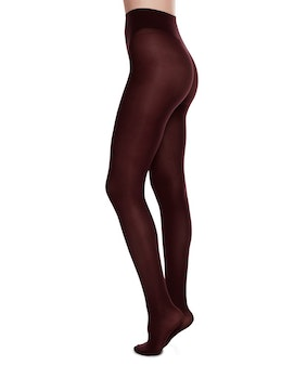 Olivia Premium Bordeaux Swedish Stockings