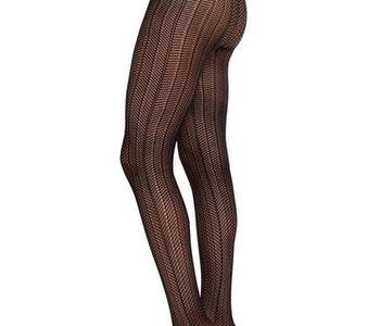 Astrid Fishnet Swedish Stockings