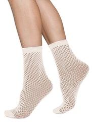Vera Ivory Swedish Stockings