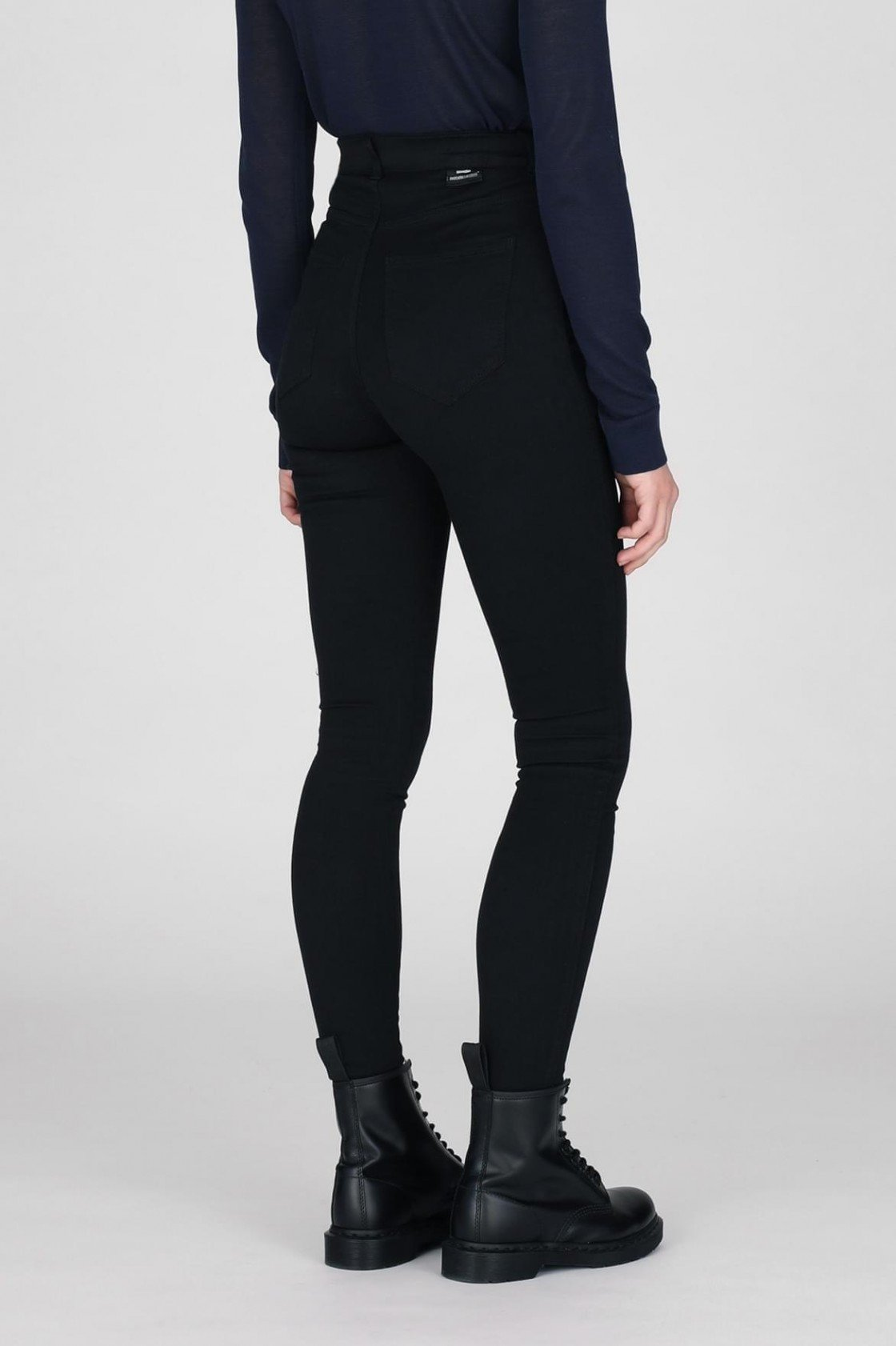 Moxy Black Dr Denim