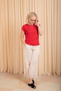 Sabri Cropped Pants LW InWear