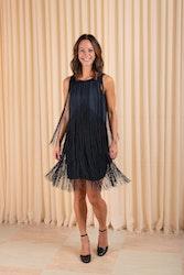 Clair Fringe Dress Twist & Tango