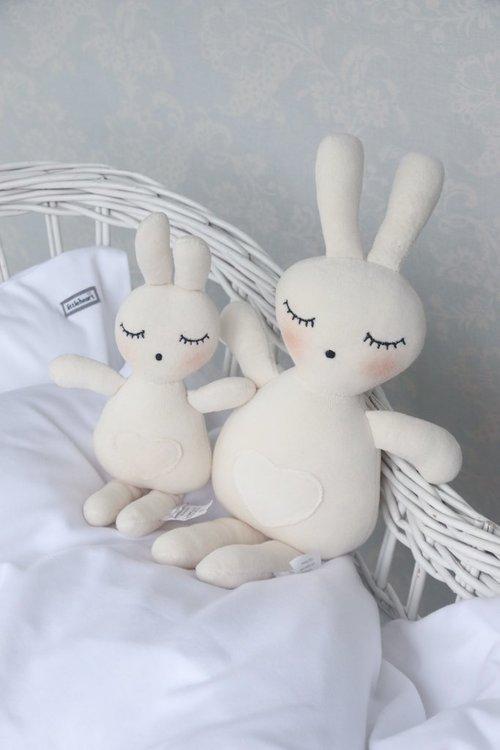 Sleeping Little Bunny mjukisdjur