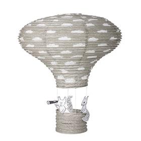 Luftballong Lykta