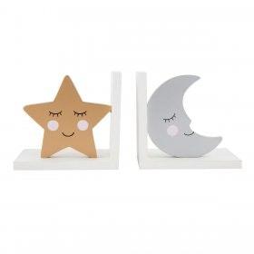 Sweet Dreams Star And Moon Bokstöd