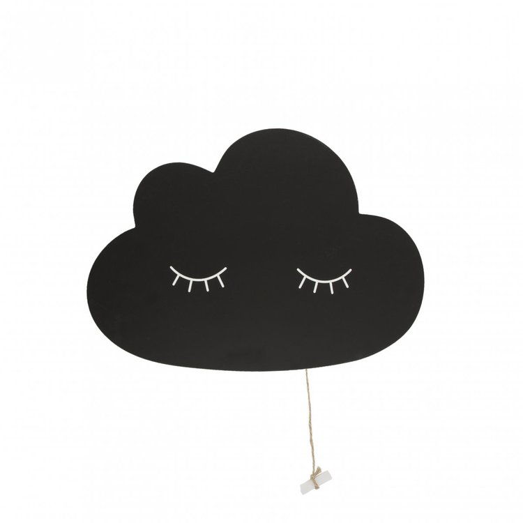 Sweet Dreams Cloud Chalkboard