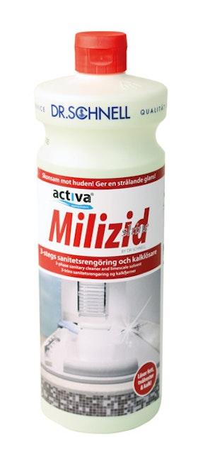 Activa Milizid Sanitetsrengöring
