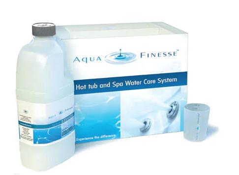 Aqua Finesse Sparengöring Vattenrening