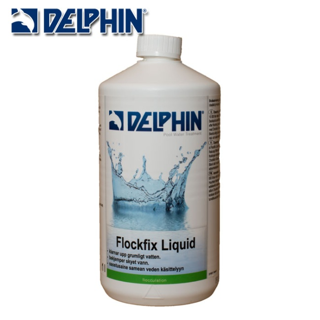Delphin Flockfix Flytande 1l