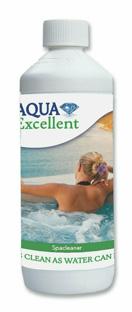 AQUA EXCELLENT SPA CLEANER 0.5L