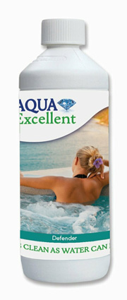 AQUA EXCELLENT BRIGHT AND CLEAR 1L