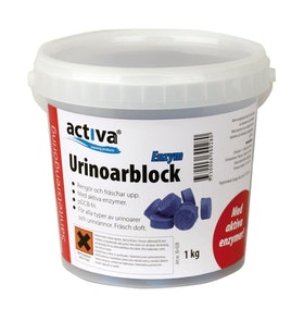 Urinoarblock Activa Bio Enzym 1kg