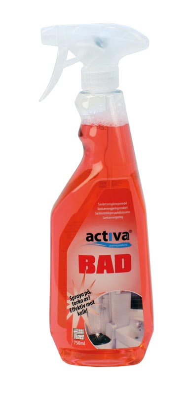Activa Bad 750ml Spray