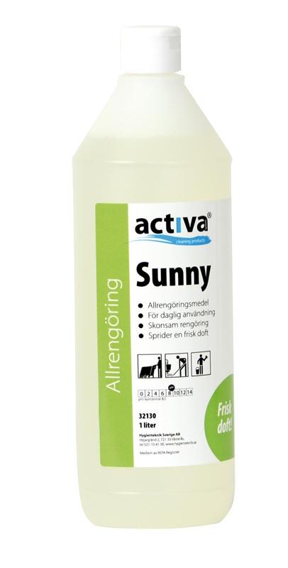 Activa Sunny 1L Allrent Parfym