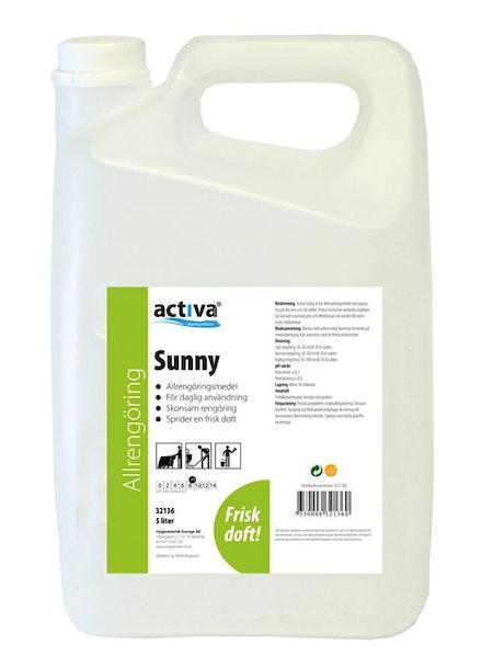 Activa Sunny 5L Allrent Parfym