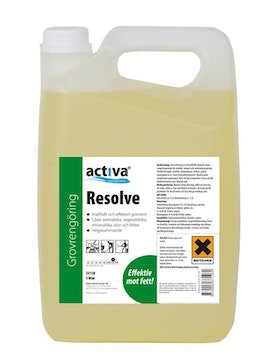 Activa Resolve 5L Grovrent