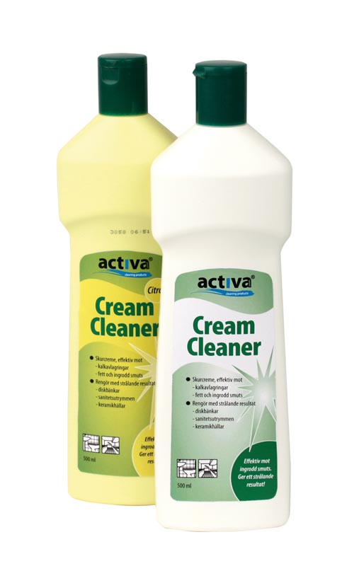 Activa Cream Cleaner ECO 500ml