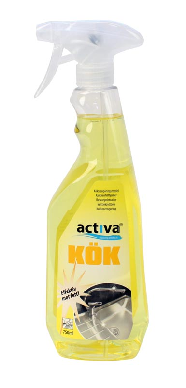 Activa Kök 750ml Spray