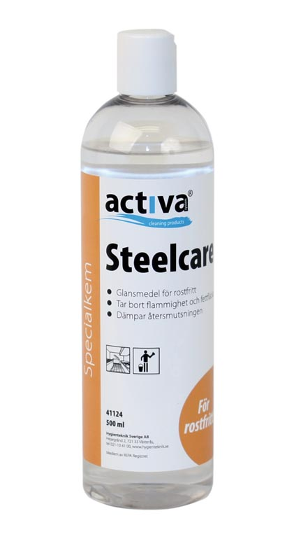 Activa Steelcare 500ml